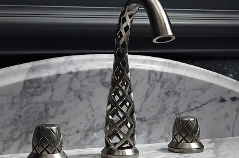 L'impression 3D sur métal permet de créer des robinets hallucinants | TRIZ et Innovation | Scoop.it