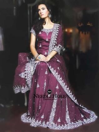 Muslim Bridal Dresses Pakistani Bridal Dresse