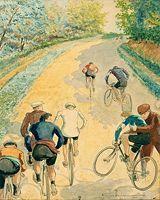 Les courses cyclistes - L'Histoire par l'image | GenealoNet | Scoop.it