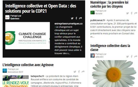 Intelligence Collective & collaborative – JOURNAL DU MOIS | Coaching de l'Intelligence et de la conscience collective | Scoop.it