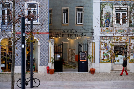 Lisbon for in-the-know travelers | Lisbon Lifestyle | Scoop.it