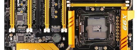 ASRock X99 OC Formula – Motherboard | High-Tech news | Scoop.it