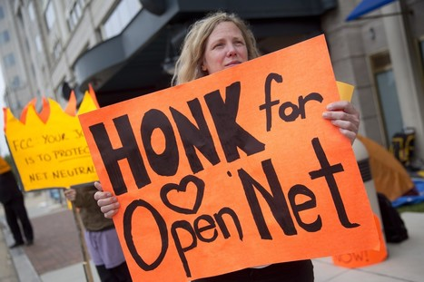 FCC votes to start formal consideration of net neutrality proposal | Business(s) | Scoop.it