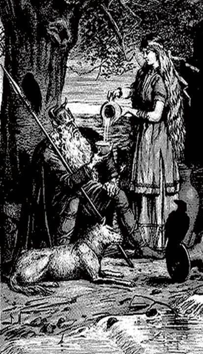 Mitema de Odín #2: La Hidromiel | Mitología Nórdica en los Audiovisuales | Scoop.it