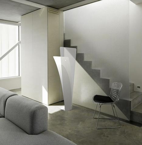 Petal Lamp by Matej Korytar | Art, Design & Technology | Scoop.it