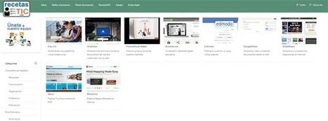 Tutoriales y herramientas en Recetas TIC - Educación 3.0 | Entornos Personales de Aprendizaje | Scoop.it