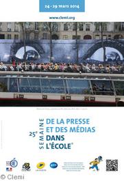 Semaine de la presse et des médias dans l'École ® - Ministère de l'Éducation nationale | ITALIEN ET LANGUES VIVANTES DANS LES TEXTES OFFICIELS EN FRANCE | Scoop.it