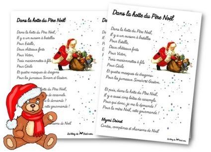 C'est Noël en poésie | Français Langue étrangère | Scoop.it