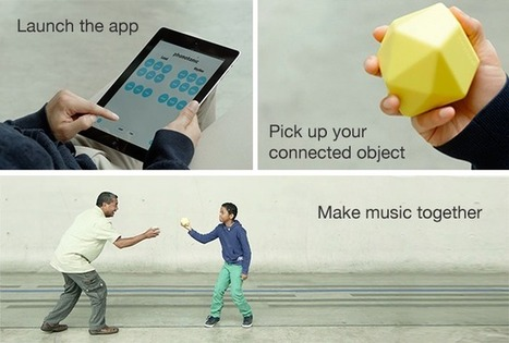 [connected & interactive] Phonotonic: Don't Play Music, Be Music. | Arround real+digital, digital+fashion, etc | Scoop.it
