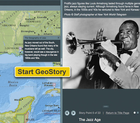 GeoStories | Learning, Teaching & Leading Today | Scoop.it