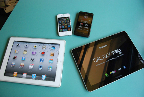How technologies and mobile devices have changed learning   Mobile Technology   Scoop.it