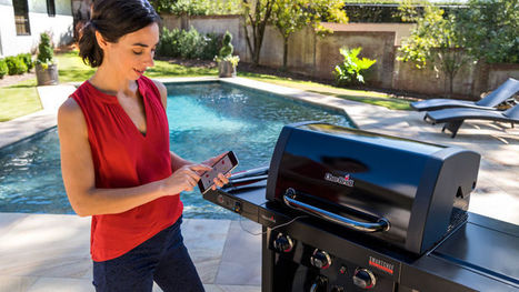 Your Smartphone Becomes the Grillmaster With This New Wi-fi BBQ | Nerd Vittles Daily Dump | Scoop.it