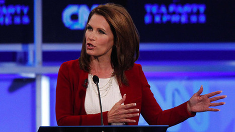 How Michele Bachmann inspired factcheck.org to debunk lies about science | Sustain Our Earth | Scoop.it