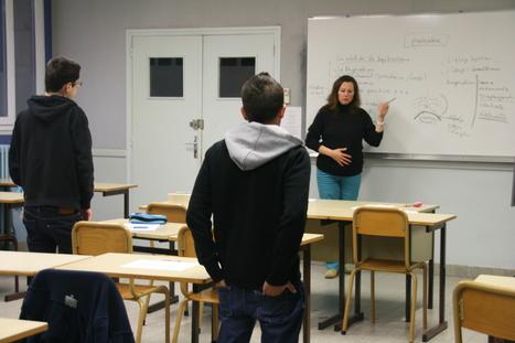 Soissons (02) Les lycéens de Claudel apprennent à gérer leur stress - L'Union | Relaxation Dynamique | Scoop.it