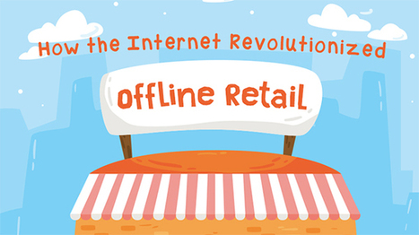 Still Not Online? How the Internet Revolutionised Offline Retail [Infographic] - Red Website Design Blog | World of #SEO, #SMM, #ContentMarketing, #DigitalMarketing | Scoop.it
