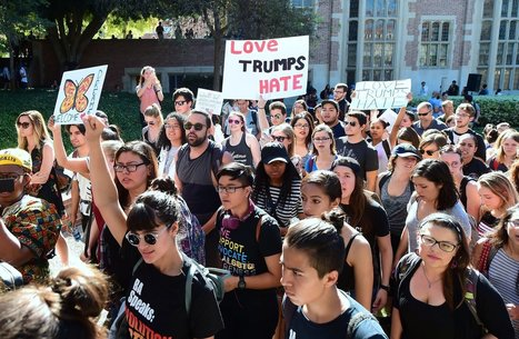 Higher education leaders call on Trump to reverse course, address climate change as a serious issue | Sustain Our Earth | Scoop.it