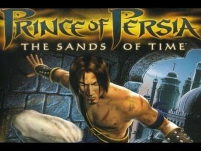 Prince Of Persia The Sands Of Time Game For Pc