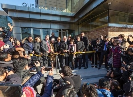 Brand new, $32.4 million Elmhurst Community Library opens | SocialLibrary | Scoop.it
