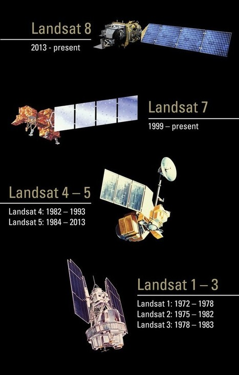 Landsat Seen as Stunning Return on Public Investment | Science Features | Remote Sensing News | Scoop.it