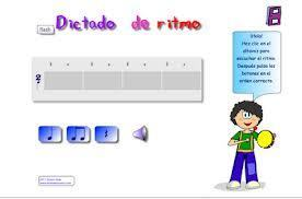 AprendoMusica -figuras rítmicas básicas (negras,corcheas,..) | Juegos Tic para Música Primaria | Scoop.it