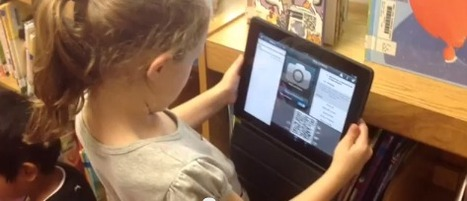An Elementary School's iPad Blog Showcase | Apple Devices in Education | Scoop.it