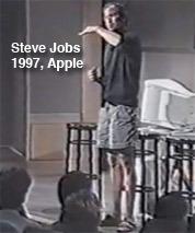 Presentation Zen: Steve Jobs on marketing & identifying your core values | Just Story It! Biz Storytelling | Scoop.it