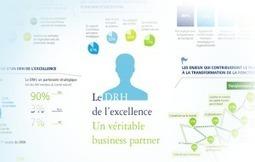 Le DRH de l'excellence : un véritable business partner - Parlons RH | Natural Performance | Scoop.it