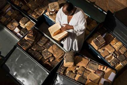 The libraries of Timbuktu | Community Village World History | Scoop.it