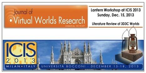 Journal of Virtual Worlds Research | Mundos virtuais | Scoop.it