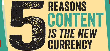 Social@Ogilvy: 5 Reasons Content is the New Currency   TV tomorrow   Scoop.it