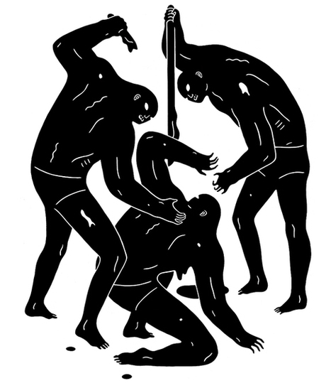 Cleon Peterson | Heart is a Lock, Music is the Key | Scoop.it