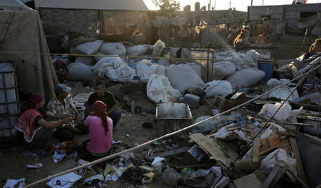'Forgotten Neighborhood' Underscores Growing Poverty of Gaza | Geography Education | Scoop.it