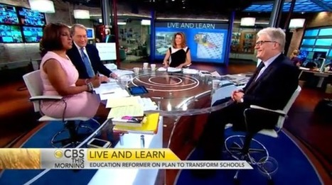 "Ken Robinson: Government ""Standardization"" Blocks Innovative Education Reform 