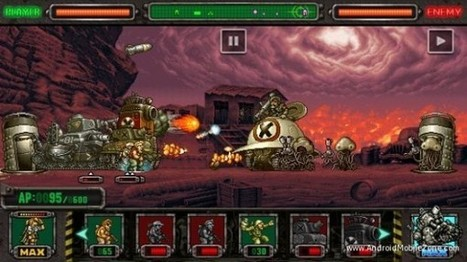 Metal slug sex