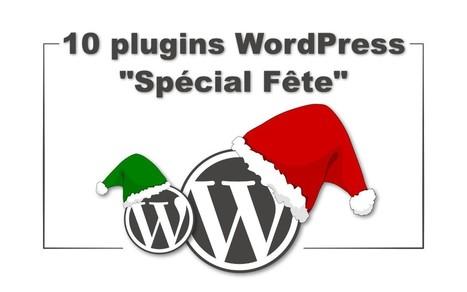 Plugins de Noël : WordPress s'habille pour les fêtes !   Web, Internet & Transmedia   Scoop.it