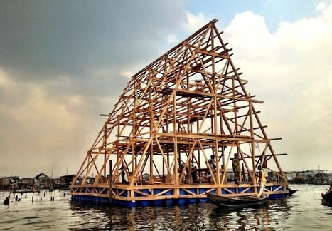 Nigeria's Cost & Energy-Efficient Floating Schools - My Modern Metropolis | PaginaUno - Green Affair | Scoop.it