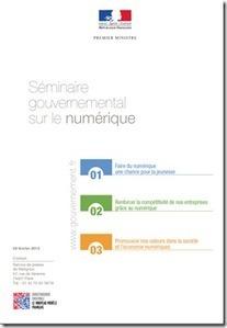 Le nouveau plan numérique du gouvernement : valeurs, par Olivier Ezratty | Iatice académie de Nantes | Scoop.it