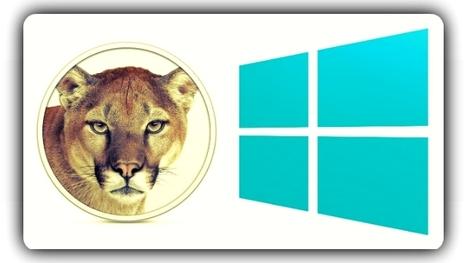 Mountain Lion Vs. Windows 8: Which One Is Better?   @iSchoolLeader Magazine   Scoop.it