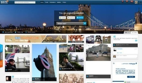 WAYN wants to be the social travel comeback kid in 2013 | Optimize your Social Media | Scoop.it