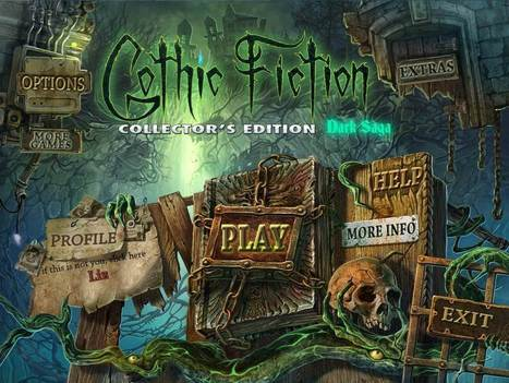 Gothic Fiction: Dark Saga Walkthrough: From CasualGameGuides.com | Casual Game Walkthroughs | Scoop.it