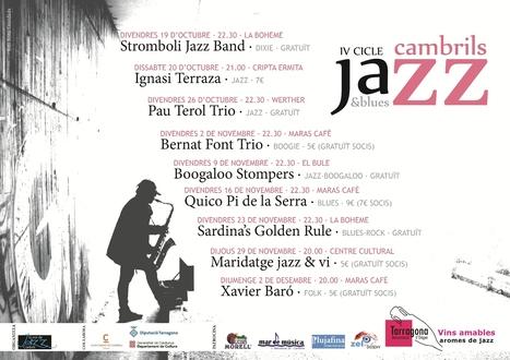 IV Cicle de Jazz & Blues de Cambrils | Actualitat Jazz | Scoop.it