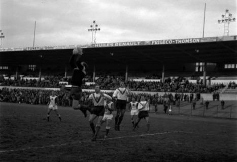 Ça s'est passé un 24 décembre. Vous souvenez-vous de ce match TFC-Lyon de 1961 ? | Archives municipales de Toulouse | Scoop.it