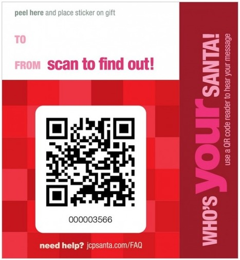 QR codes Make Emotional Connections   Content Marketing Journal   Scoop.it