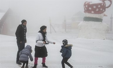 Massive snowstorm hits Israel | Jewish Education Around the World | Scoop.it