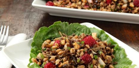 Recipes | The Whole Grains Council | Healthy Living Lifestyle | Scoop.it