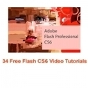 34 Free Flash CS6 Video Tutorials | FreeSources for Learners & Learning Designers | Scoop.it