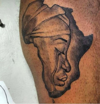 Top 50 Traditional African Tattoos (2017) | Tat