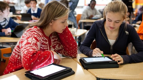 Strategies to Help Students 'Go Deep' When Reading Digitally | Litteris | Scoop.it