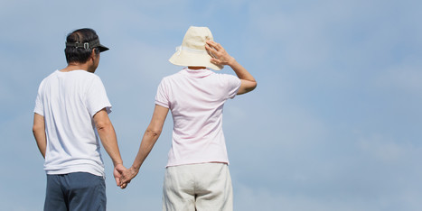 Japanese Man Busted For Arranging Elderly Sexcapades   Strange days indeed...   Scoop.it