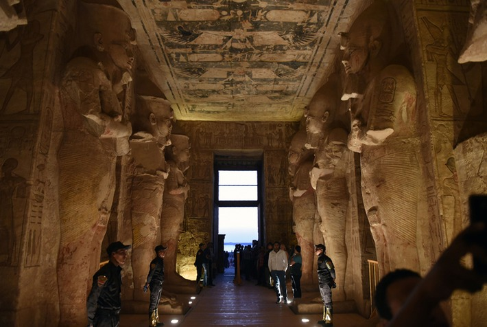 With tourists scarce, Egypt struggles to maintain heritage | Art Daily | Kiosque du monde : Afrique | Scoop.it